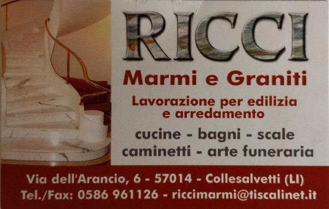 Ricci - Marmi e Graniti