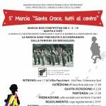 """48° marcia – Sabato 12/09 Santa Croce sull'Arno (PI) – Villa Pacchiani – Via Prov. Francesca Sud 5° MARCIA """"SANTA CROCE IN PIAZZA"""""""