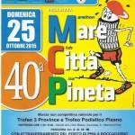 56° marcia – 25/10 (Do) Marina di Pisa (PI) – Circolo ACLI Don Bosco 40° CITTÀ – MARE – PINETA