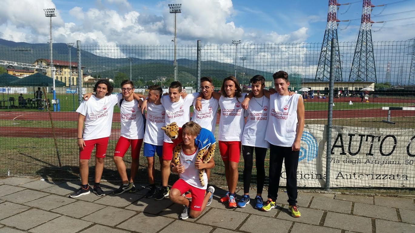 Due giorni di gare a Calenzano il 17 e 18 settembre per assegnare il titolo di campione toscano di società per la categoria cadetti e […]