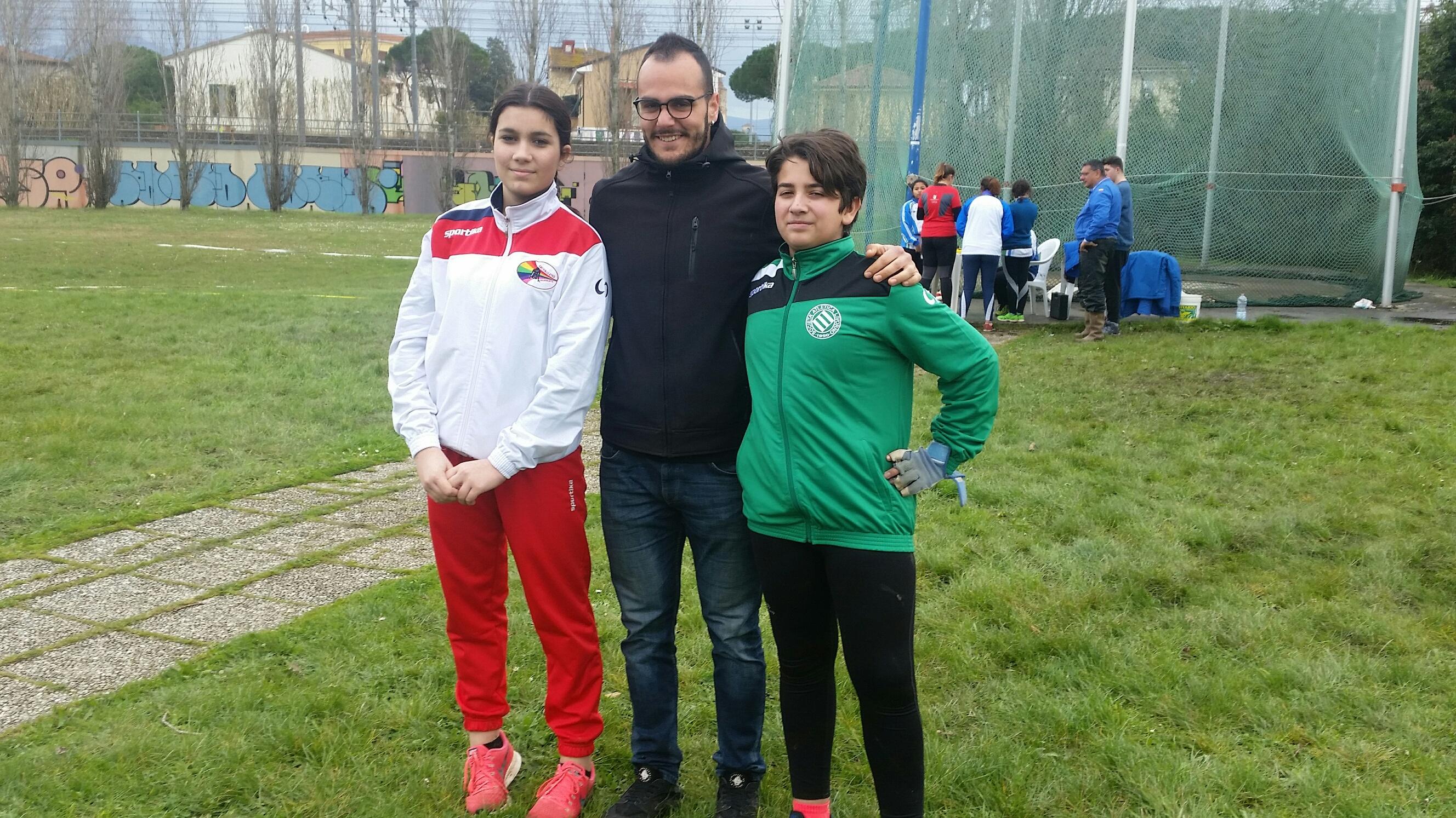 Domenica 04 marzo gara di lanci allievi a Pisa con inclusa anche gara cadette di martello. Prima gara in programma proprio il martello femminile con […]