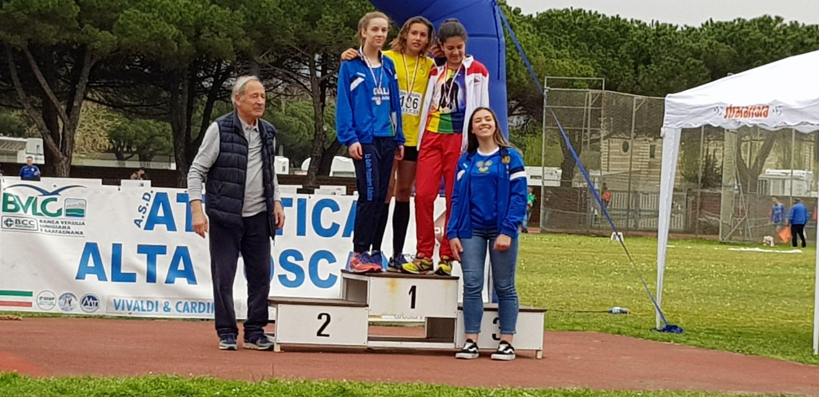 Domenica 15 aprile seconda giornata del cds cadetti a Marina di Carrara, buoni risultati per i nostri ragazzi con 3 piazzamenti sul podio. La prima […]