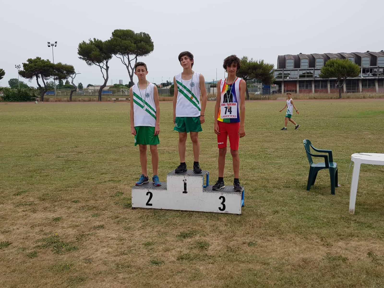Domenica 20 giugno gare ragazzi a Livorno, noi siamo presenti con solamente 2 atleti Oreste Fiaschi e Michele Antonio Napolitano, prima gara in programma il […]