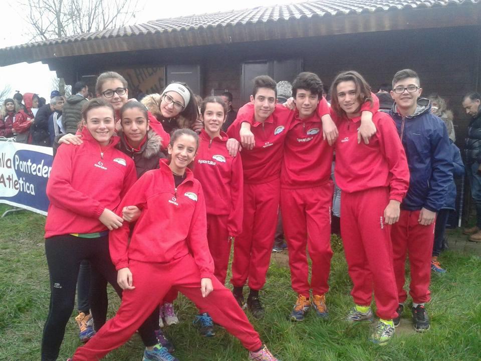 Domenica di pioggia a Pontedera per il campionato regionale di staffette e per la prima volta riusciamo a schierare staffette in tutte e quattro le […]