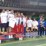 Due titoli e tre terzi posti ai campionati regionali maschili