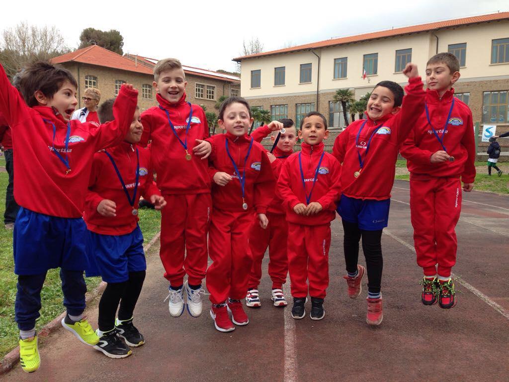 Domenica 15 aprile gare anche con i nostri esordienti accorsi in buon numero per partecipare al trofeo Solvay a Rosignano. Questi i loro risultati: Tumio […]
